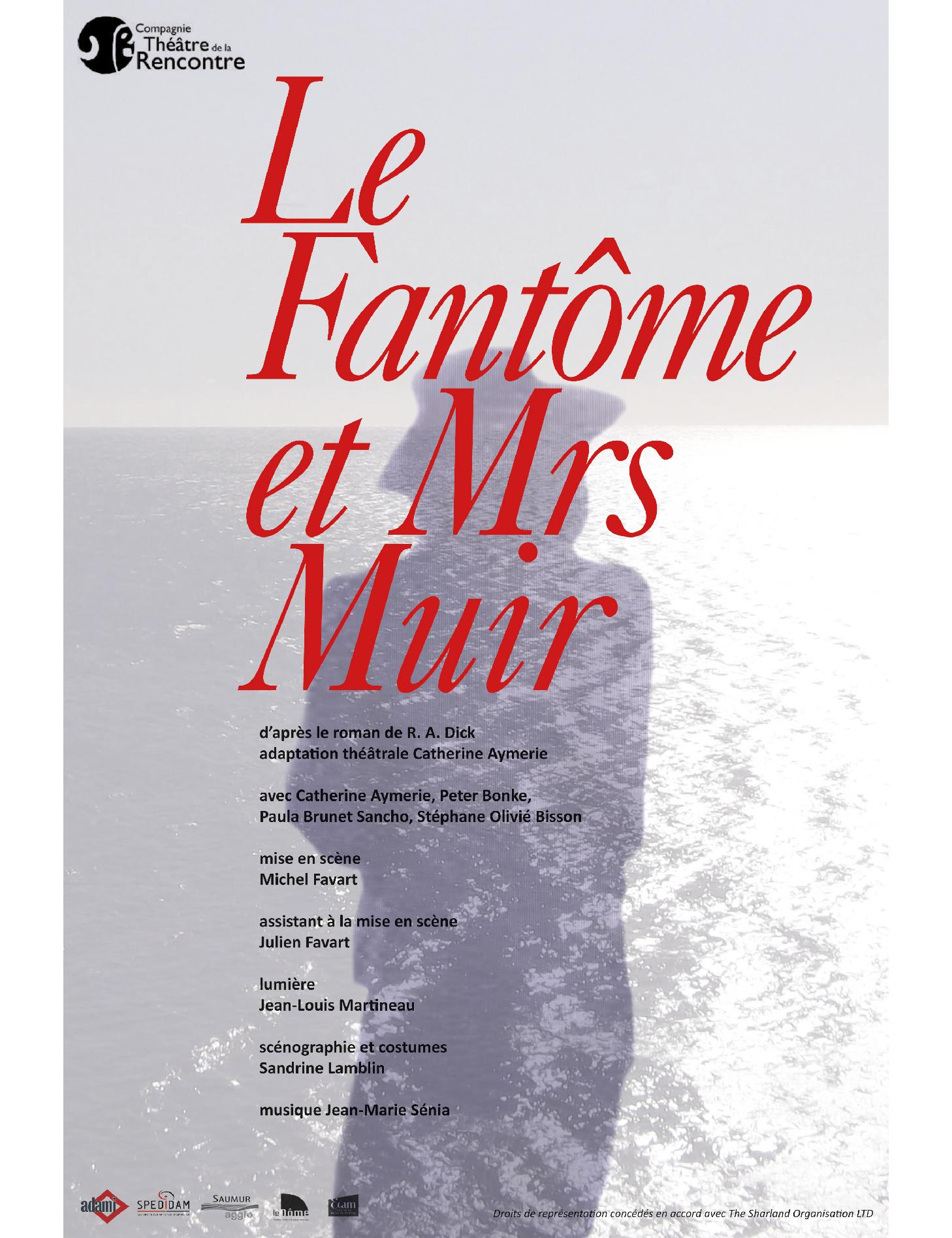 LE FANTOME ET MRS MUIR