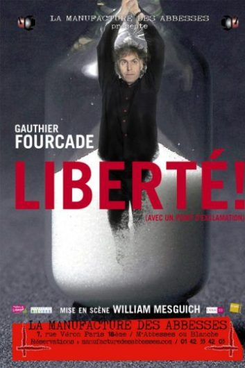 LIBERTE ! (avec un point d'exclamation)