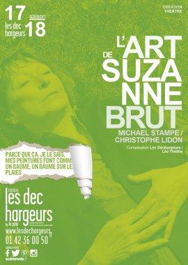 L'ART DE SUZANNE BRUT