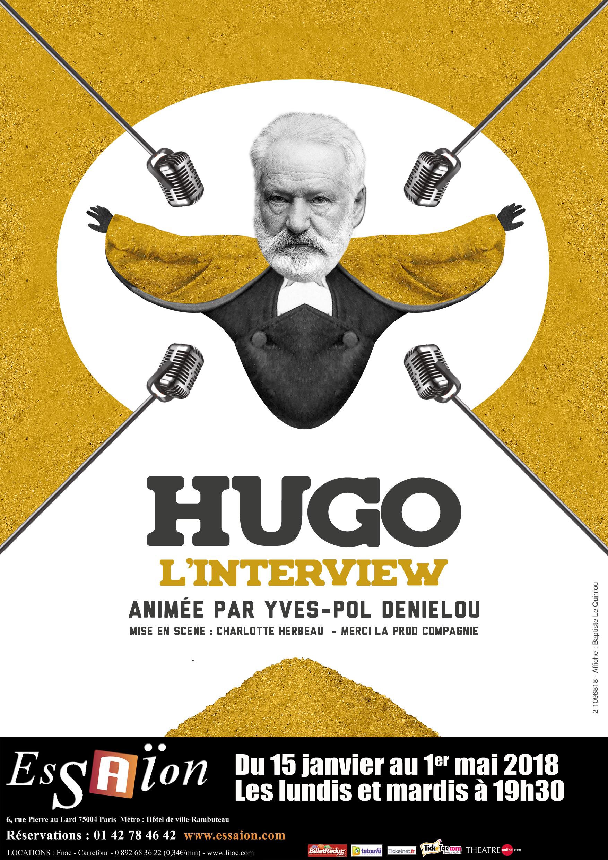 HUGO L'INTERVIEW