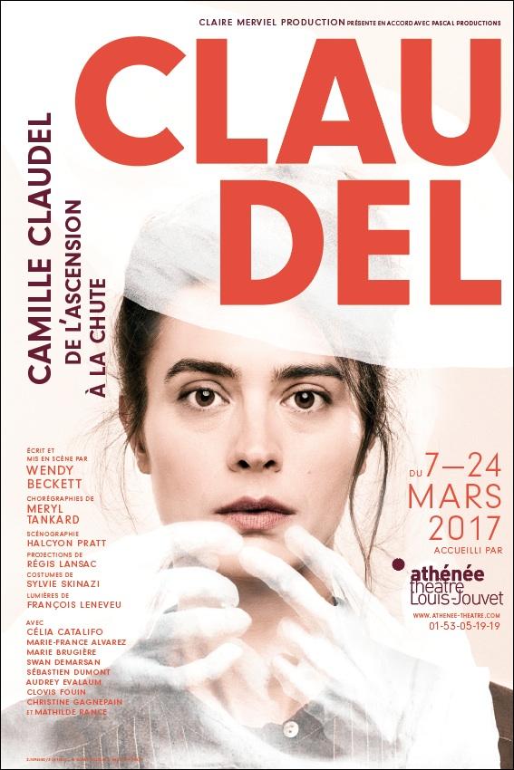 CLAUDEL Camille Claudel de l'ascension à la chute