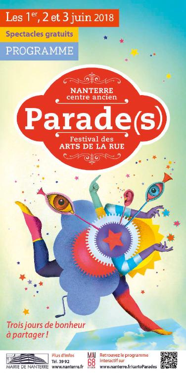 PARADE(S) FESTIVAL DES ARTS DE LA RUE