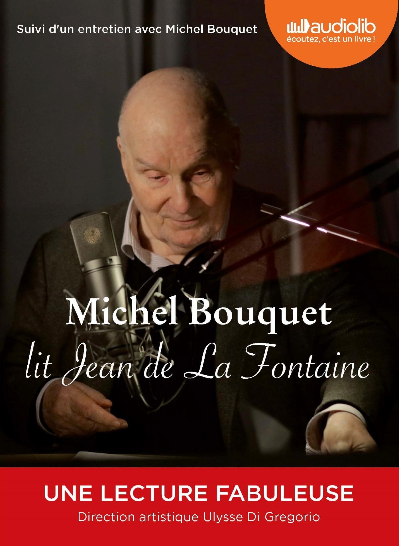Michel Bouquet lit Jean de la Fontaine