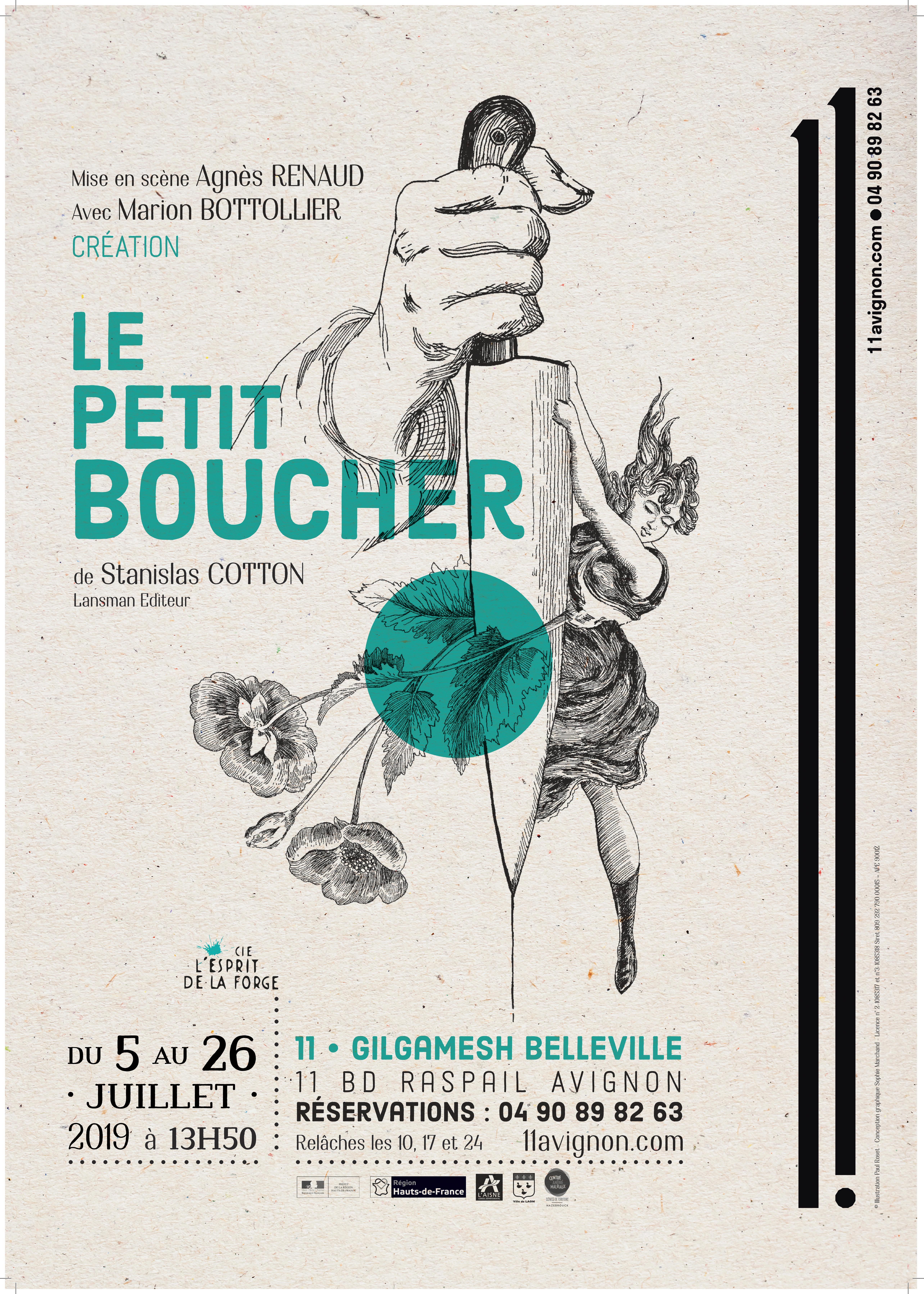LE PETIT BOUCHER
