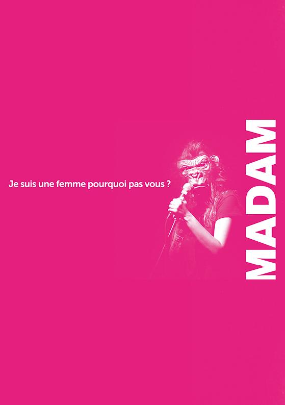MADAM MANUEL D'AUTO-DÉFENSE A MÉDITER