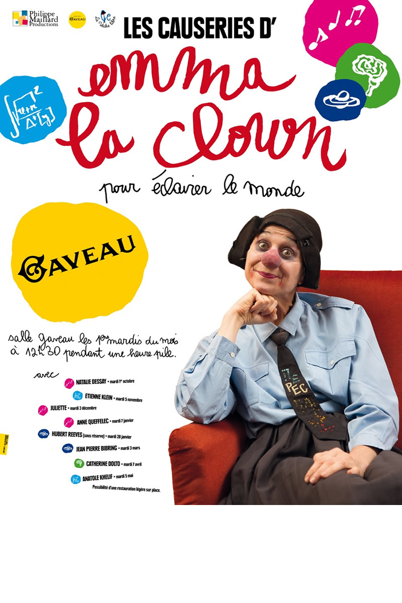 LES CAUSERIES D'EMMA LA CLOWN