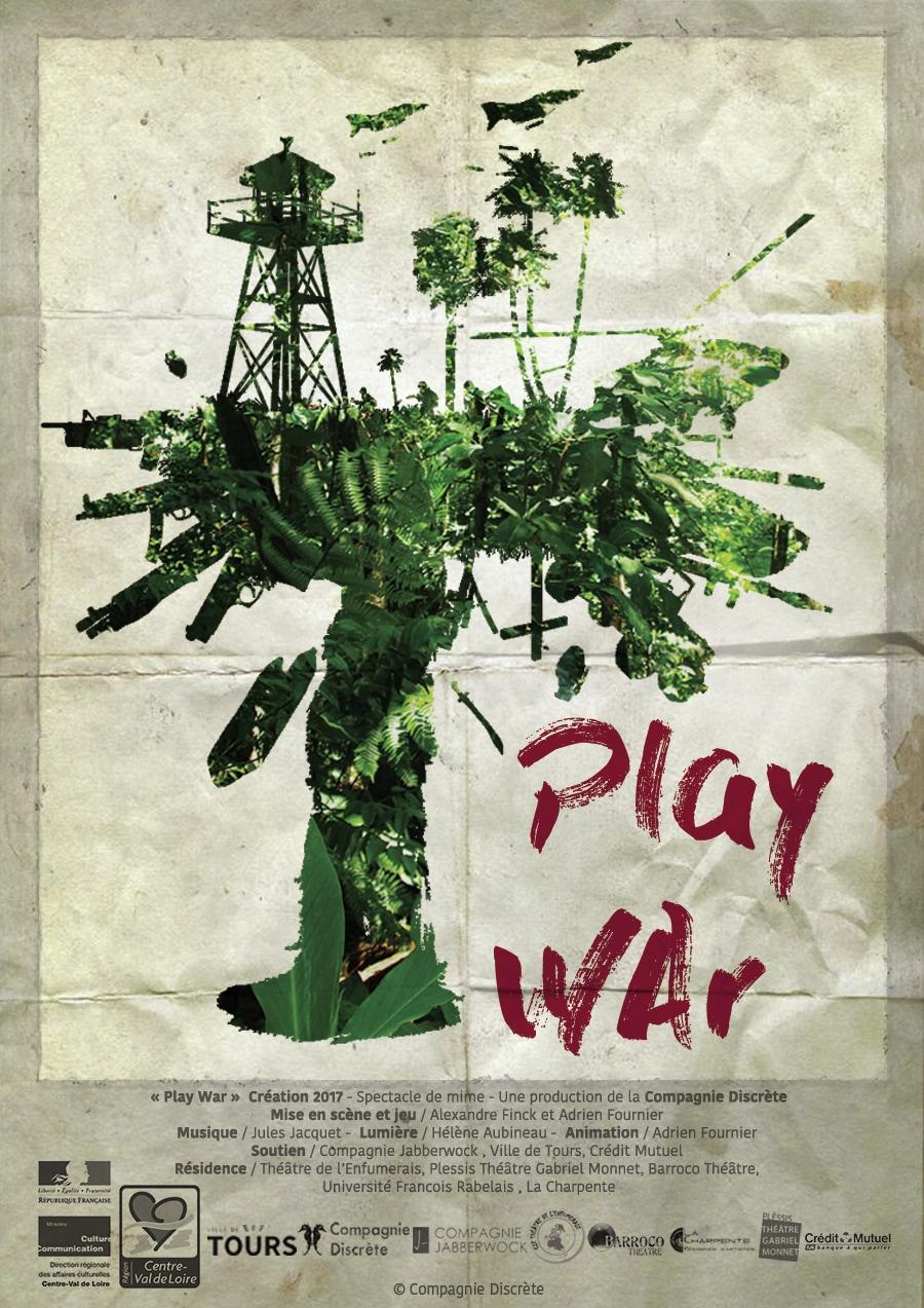 PLAY WAR